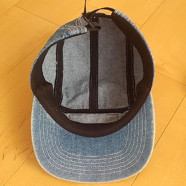 Supreme(シュプリーム)のsupreme Contrast stitch キャップ メンズの帽子(キャップ)の商品写真
