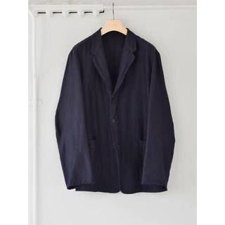 コモリ(COMOLI)のCOMOLI  ウールシルク ジャケット パンツ セットアップ サイズ2(セットアップ)