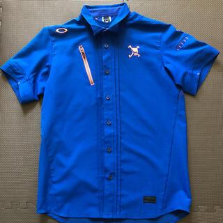 Oakley - オークリー メンズゴルフシャツ Lサイズ