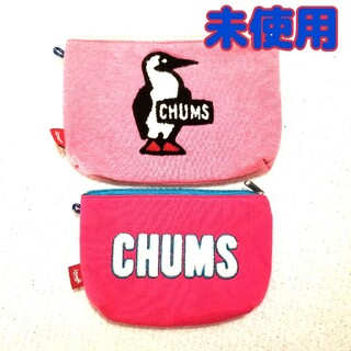CHUMS - CHUMS チャムス ポーチ