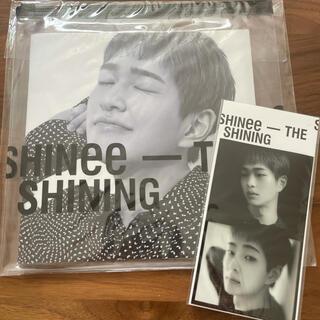 SHINee - SHINee THE SHINING グッズセット☆オニュ ONEW