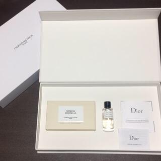 クリスチャンディオール(Christian Dior)のメゾン クリスチャン ディオール ラグジュアリー セット(香水(女性用))