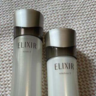 ELIXIR - エリクシールアドバンスド 化粧水&乳液