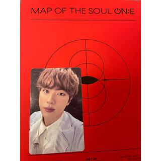 防弾少年団(BTS) - BTS MAP OF THE SOUL ON:E トレカ  ジン JIN