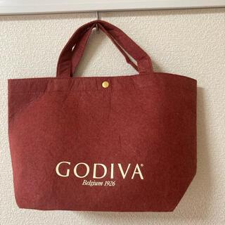 ディーンアンドデルーカ(DEAN & DELUCA)のGODIVA トートバッグ 福袋(ショップ袋)