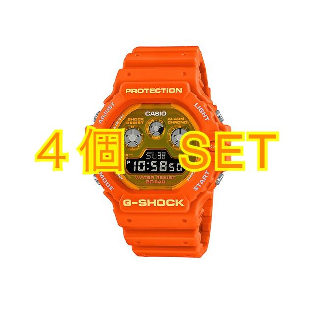 G-SHOCK(ジーショック)の★★ CASIO G-SHOCK DW-5900TS-4JF  2個SET ★★ メンズの時計(腕時計(アナログ))の商品写真