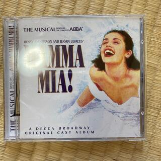 マンマミーア MAMMA MIA! CD(映画音楽)