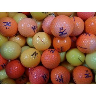 ミズノ(MIZUNO)の■11・ロストボール ミズノ色々 50球 カラーボール B(その他)