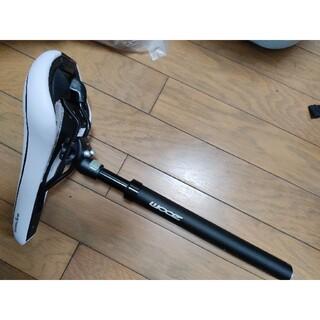サスペンションシートポスト27.2mm シート 自転車
