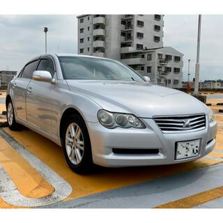 トヨタ - 個人 総額29万円 程度重視の方へ トヨタ認定中古車 後期型マークX250G