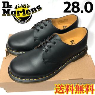 ドクターマーチン(Dr.Martens)の【新品】ドクターマーチン 3ホール NAPPA シューズ ブラック 28.0(ドレス/ビジネス)