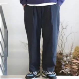 COMOLI - 新品同様 21ss teatora wallet pants  resort p