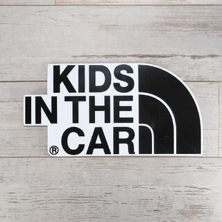 KIDS IN CARマグネットステッカー チャイルドシートとご一緒に