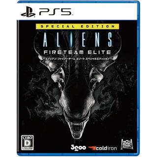 PlayStation4 - 【未使用に近い】エイリアン:ファイアーチーム エリート スペシャルエディション