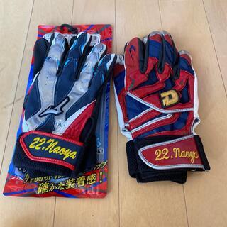 ミズノ(MIZUNO)の野球バッティング手袋(その他)