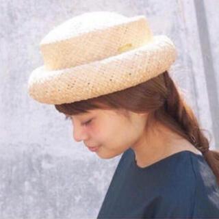 カオリノモリ - カオリノモリ  麦わらトーク帽
