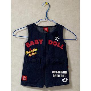 ベビードール(BABYDOLL)のbaby doll ワンピース(ワンピース)