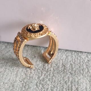 ヴェルサーチ(VERSACE)のお勧め!ヴェルサーチVersace リング 指輪 メンズ ファション(リング(指輪))