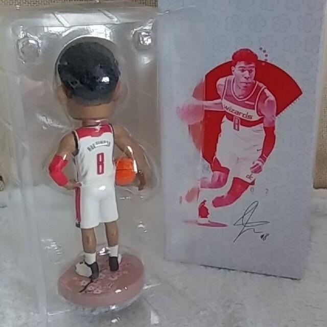 八村塁 フィギア ボブルヘッド スポーツ/アウトドアのスポーツ/アウトドア その他(バスケットボール)の商品写真