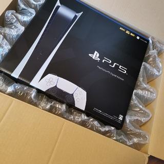 SONY - 【本日発送】PlayStation 5 Digtal Edition 新品未開封