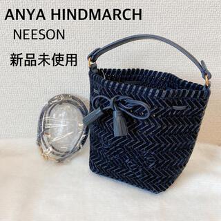 ANYA HINDMARCH - 新品 アニヤハインドマーチ anya HINDMARCH ショルダーバッグ