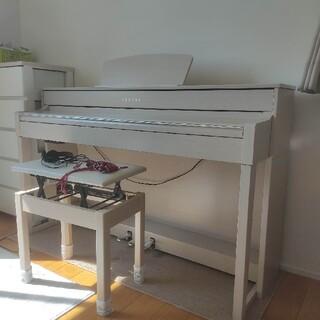 ヤマハ(ヤマハ)のYAMAHA CLP-535WA ホワイトアッシュ(電子ピアノ)