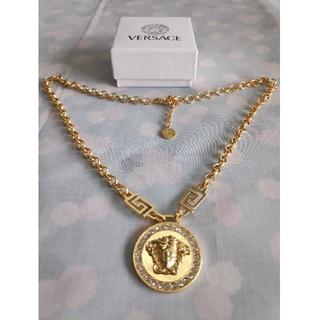 VERSACE - 人気Versaceヴェルサーチ ネックレス メンズ