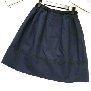 フォクシー(FOXEY)の【FOXEY】フレアスカート 40(ひざ丈スカート)