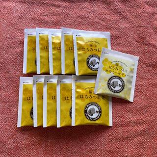 ラクシュミー極上はちみつ紅茶10パック+はちみつ入りカモミールティー1パック(茶)