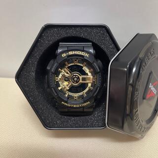 G-SHOCK - G-Shock GA-110GB-1AER ブラック×ゴールド