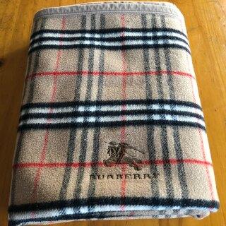 バーバリー(BURBERRY)のBURBERRY 毛布(毛布)