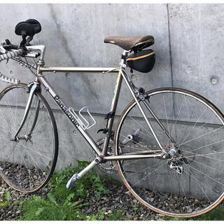 パナソニック(Panasonic)のロードバイク トライアスロン 自転車 Panasonic製 サビなし(その他)