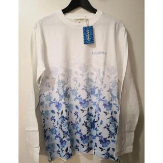 Azzurro design アズーロデザイン ロンT(Tシャツ/カットソー(七分/長袖))