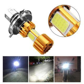 H4 バイク専用 LED ヘッドライト オートバイ 12V