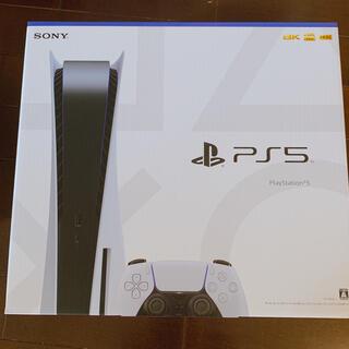 PlayStation - PS5 本体 CFI-1100A01 ディスクドライブ搭載モデル