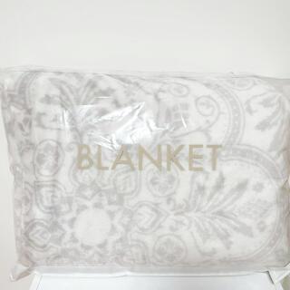 フランフラン(Francfranc)の【美品】フランフラン 毛布(毛布)