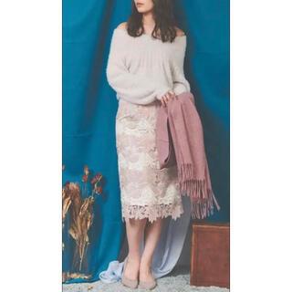 Noela - ノエラ 総レースタイトスカート