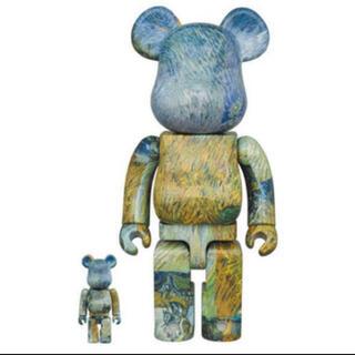 MEDICOM TOY - BE@RBRICK Van Gogh 100%&400% ベアブリック ゴッホ展