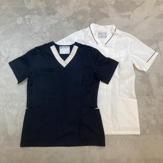 ミズノ(MIZUNO)の⋆前開き白衣2枚セット Lサイズ⋆(その他)