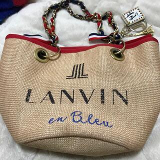 ランバンオンブルー(LANVIN en Bleu)のランバンオンブルー(トートバッグ)