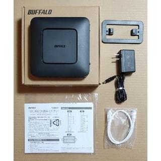 バッファロー Wi-Fiルーターと中継機のセット