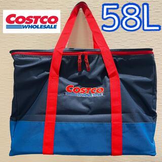 コストコ(コストコ)のCOSTCO コストコ 保冷バッグ 大容量 新品 58L (エコバッグ)