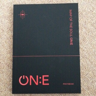 防弾少年団(BTS) - BTS map of the soul one on:e dvd フォトブック