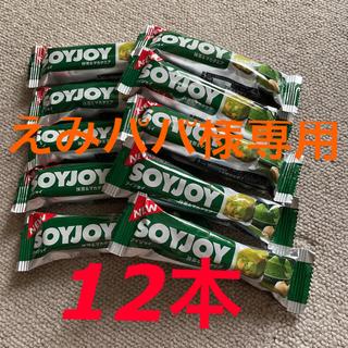 大塚製薬 - ソイジョイ 抹茶マカダミア 12本