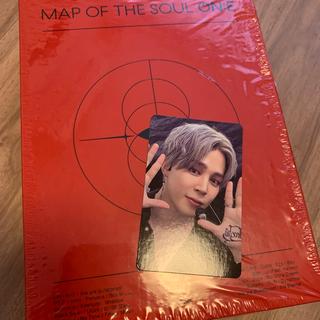 防弾少年団(BTS) - BTS MAP OF THE SOUL ON:E DVD フォト トレカ ジミン