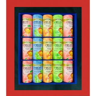 トワイニング フルーツ アイスティー 詰合せ 195g×15本入 紅茶(茶)
