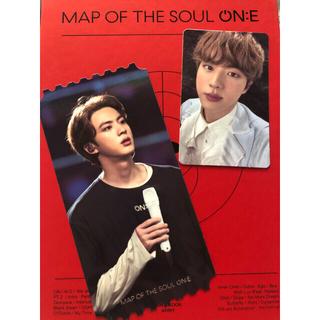 防弾少年団(BTS) - BTS MAP OF THE SOUL ONE トレカ jin ジン MSO