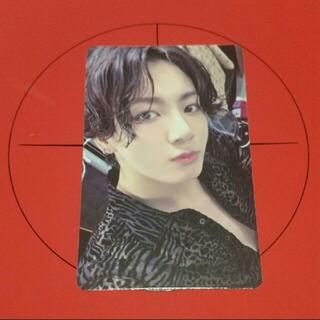 BTS グク JUNGKOOK トレカ MAPOFTHESOUL DVD
