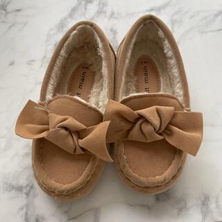 プティマイン(petit main)のプティマイン  冬靴(フラットシューズ)