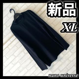 ナノユニバース(nano・universe)のナノ ユニバース nano universe メンズ カットソー トップス XL(Tシャツ/カットソー(七分/長袖))